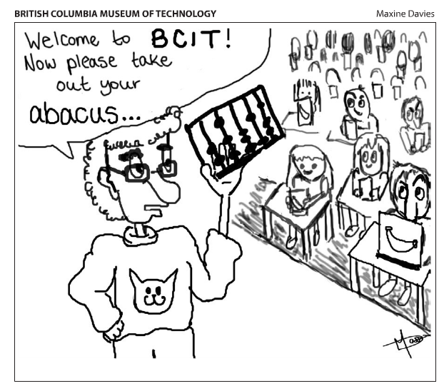 Comic - BCMT Abacus