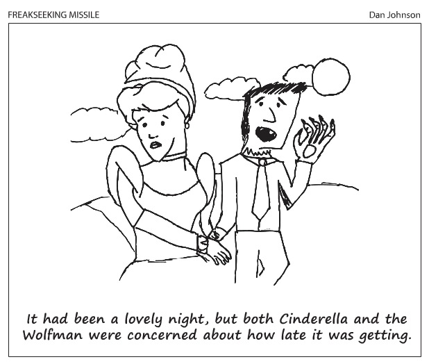 Comic - Cinderella