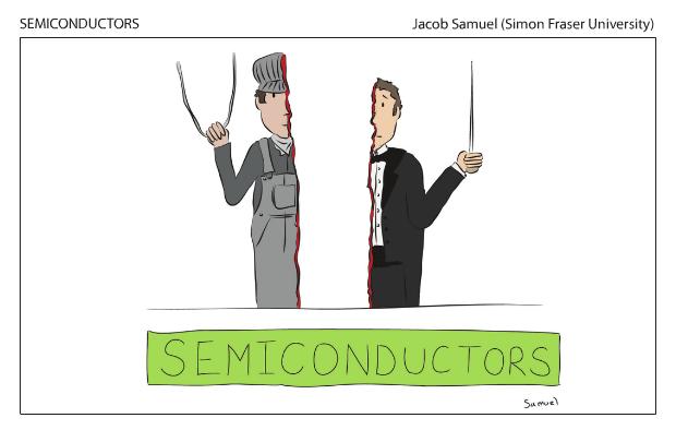 Comic - Semiconductors