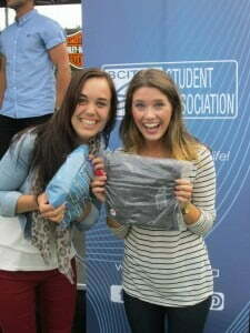 Pumped students take home their prizes. Photo courtesy of BCITSA.