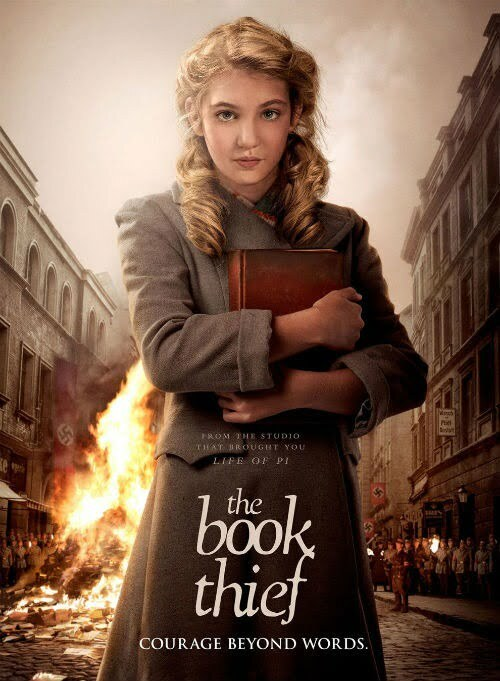 The Book Thief (2013) dir. Brian Percival (20th Century Fox)
