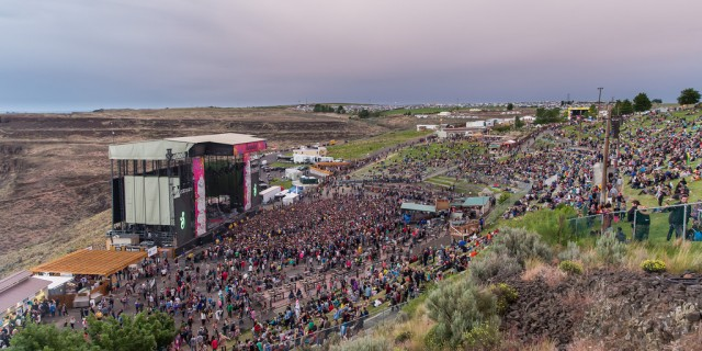 (Courtesy Sasquatch! Festival)