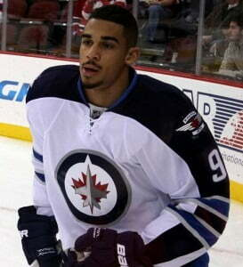 Evander Kane will be learning all about 'lake effect' snow in Buffalo. Image: Lisa Gansky / Flickr