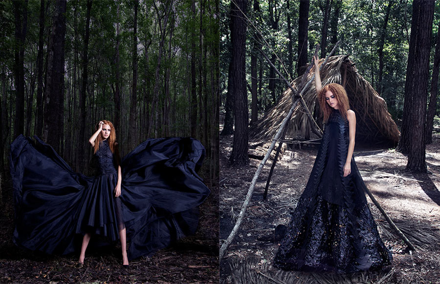 Amber Nifong Fashion Designer