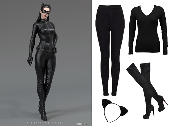Catwoman & Last Minute Costumes From Your Closet u2013 Link Magazine