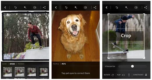 скачать редактор фотографий для андроид