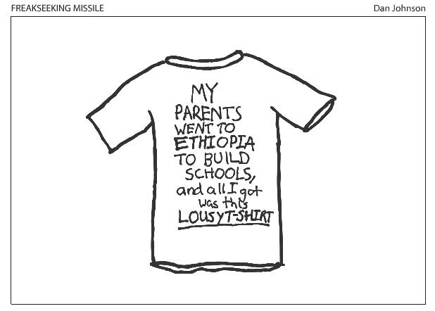 Comic - Ethopia Shirt
