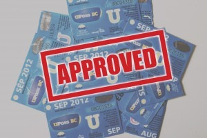 Upass Approved!