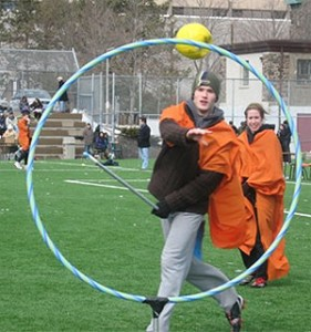 Wizards on Wickwire play a match at Dalhousie University. http://www.dal.ca/