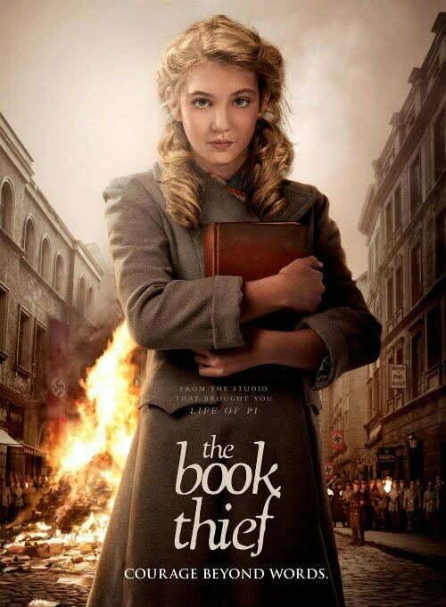 The Book Thief (2013) dir. Brian Percival (20th Century Fox)