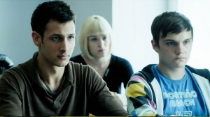 Students in Class Enemy are fed up with the new instructor's teaching style. (VIFF - Class Enemy)