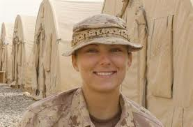 Jennifer Scott served two tours in Afghanistan and is now a marketing student at BCIT. (Jennifer Scott)