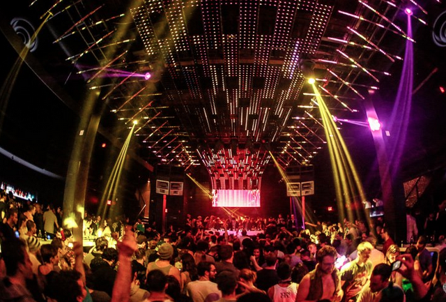 2. Vancouver Celebrities Nightclub