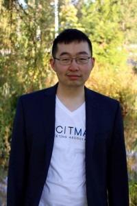 VP of Communications - Matthew Kwong