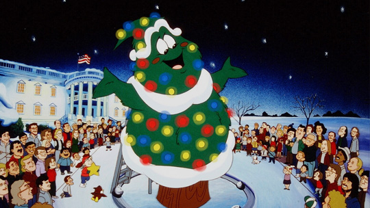 90s Christmas Tree.Five Obscure 90s Christmas Specials You Might Remember