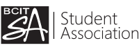 bcit student association company logo